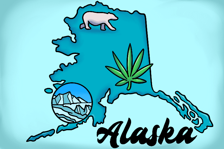 CBD in Alaska