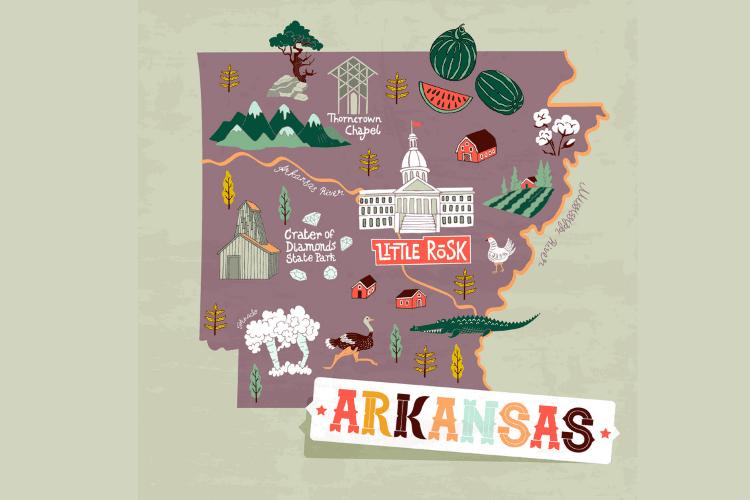 CBD in Arkansas