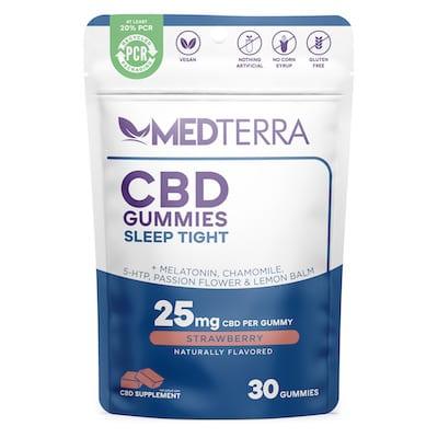 Medterra CBD Sleep Gummies