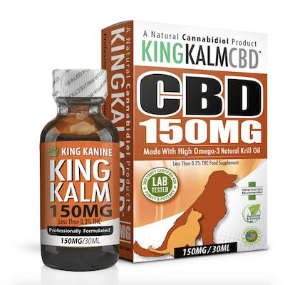 King Kalm CBD 150