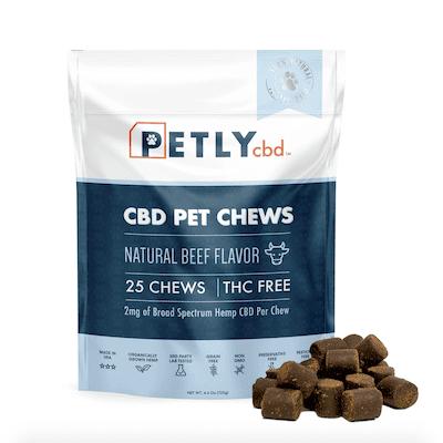 Petly CBD Hemp CBD Dog Treats