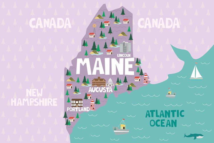 CBD in Maine