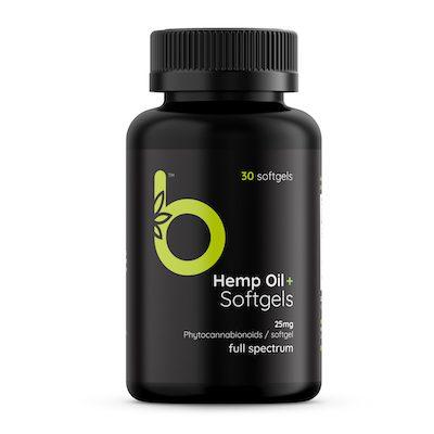 Bloom Hemp Oil Softgels