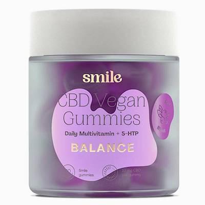 Smile CBD Vegan Gummies